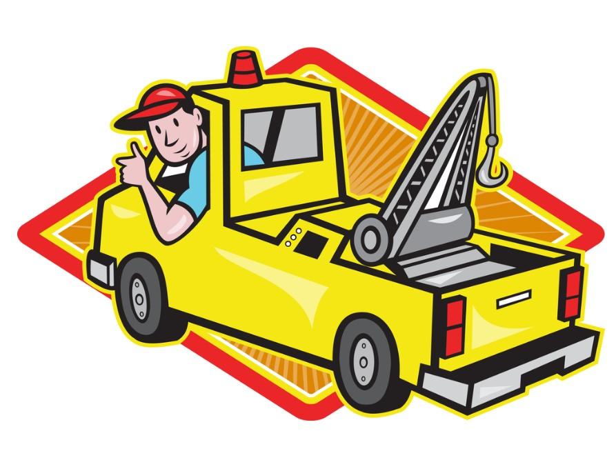 st louis semi truck towing logo
